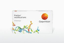 Contactlenzen Cooper Vision Proclear multifocal XR [N-Linse] PCMX6N